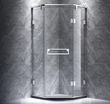标准钻石型开门淋浴房 ALF001103