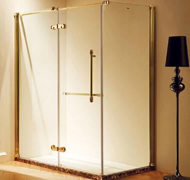 钢化玻璃淋浴房 折形淋浴房 AL21F1101 系列