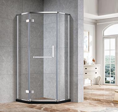 钢化玻璃淋浴房 折形淋浴房 AL21F5系列